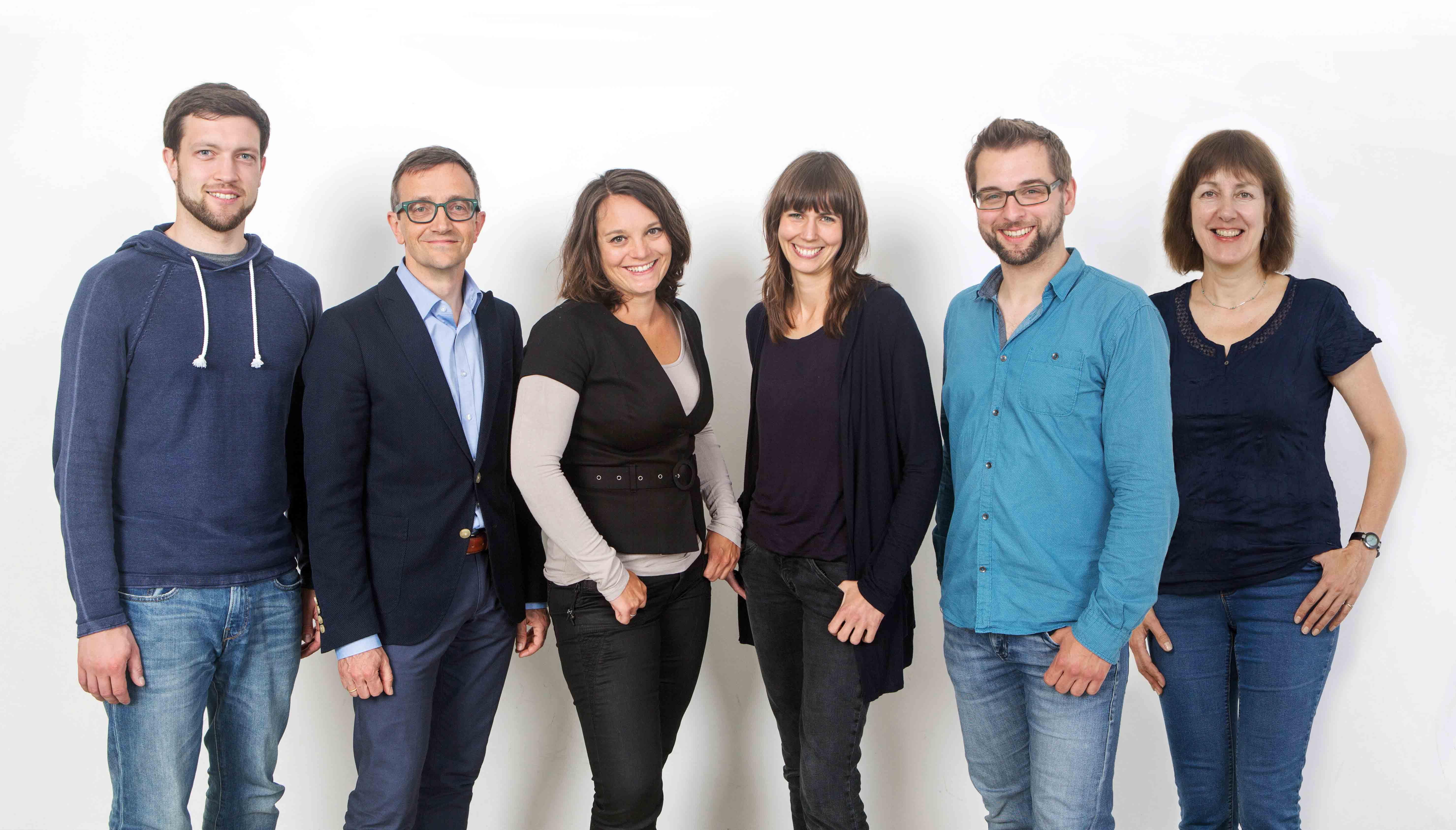 Grüne Bezirksratskandidatinnen Hannover-Mitte