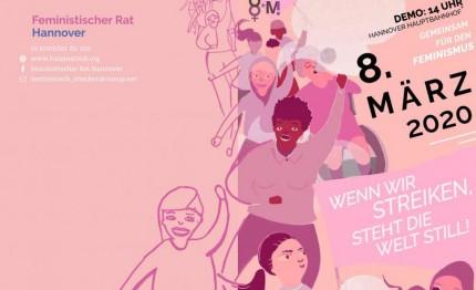 Internationaler Frauentag 8. Mai